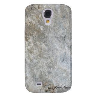 Coque Galaxy S4 Texture en pierre