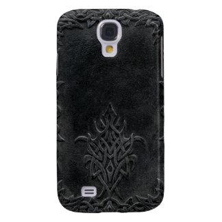 Coque Galaxy S4 Tribal d'obscurité de Falln