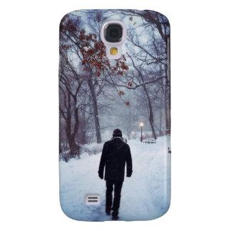 Coque Galaxy S4 Un chemin frais dans le Central Park