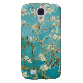 Coque Galaxy S4 Vincent van Gogh, fleurs d'amande