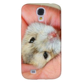 Coque Galaxy S4 Visage mignon 1 de hamster