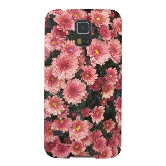 Coque Galaxy S5 Groupe rose extraordinaire de chrysanthème