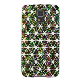 Coque Galaxy S5 Profil sous convention astérisque blanc