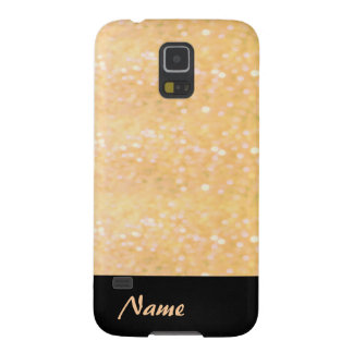 Coque Galaxy S5 Scintillant girly fascinant avec du charme gai