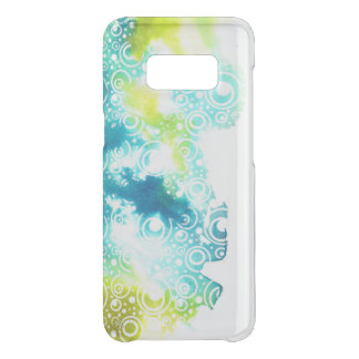Coque Get Uncommon Samsung Galaxy S8 Bulle d'aquarelle