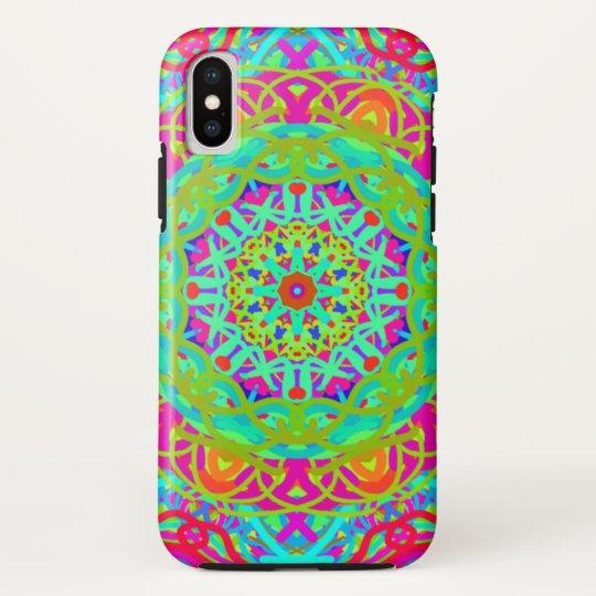 Coque HTC Vivid Célébrons le mandala coloré