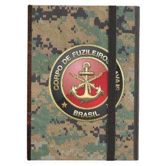 Coque iPad Air [400] Corpo De Fuzileiros Navais [Brésil] (force