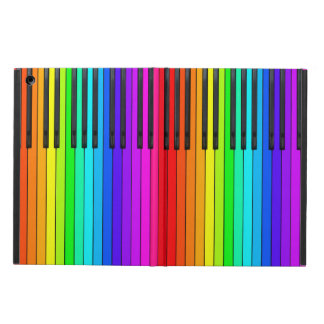 Coque iPad Air Caisse d'air d'iPad de clavier de piano