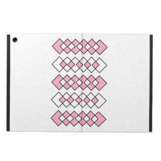 Coque iPad Air caisse d'air d'iPad sans l'art de Kickstand par J