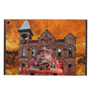 Coque iPad Air Conception de camion de pompiers de