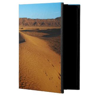 Coque iPad Air couverture d'air d'iPad de coque-Désert d'air