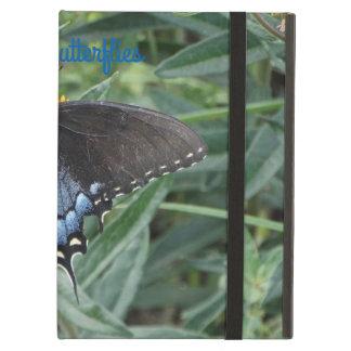 Coque iPad Air Grand beau papillon