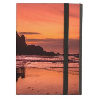 Coque iPad Air Grand coucher du soleil de Sur