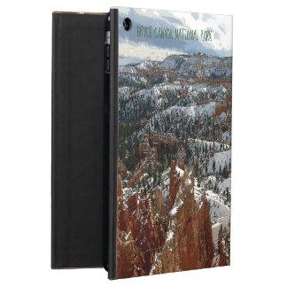 Coque iPad Air Hausse de Milou en canyon de Bryce