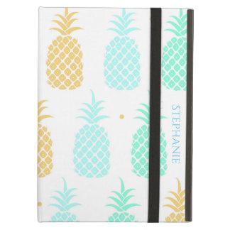 Coque iPad Air Jolie caisse d'air d'iPad d'ananas