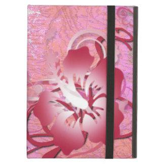 Coque iPad Air Ketmie rose
