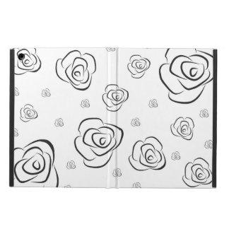 Coque iPad Air Roses