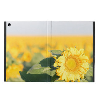 Coque iPad Air Tournesol