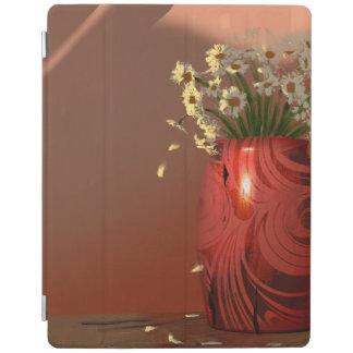 Coque ipad de fleur protection iPad