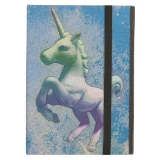 Coque ipad de licorne (Arctique bleu)