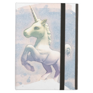 Coque ipad de licorne (rêves de lune)