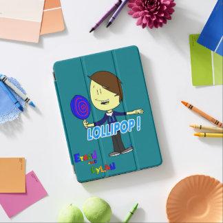 Coque ipad de lucette de Dylan ! Protection iPad Air