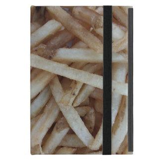 Coque ipad de pommes frites