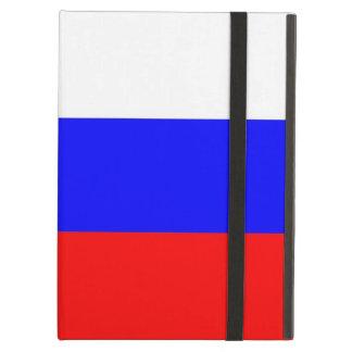 Coque ipad de Powis avec le drapeau de la Russie