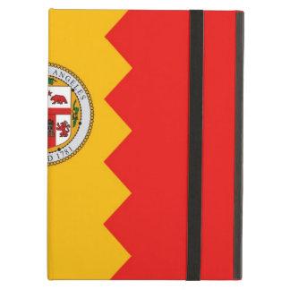 Coque ipad de Powis avec le drapeau de Los