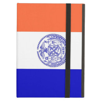 Coque ipad de Powis avec le drapeau de New York