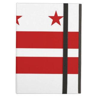 Coque ipad de Powis avec le drapeau de Washington