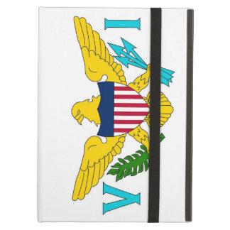 Coque ipad de Powis avec le drapeau des Îles