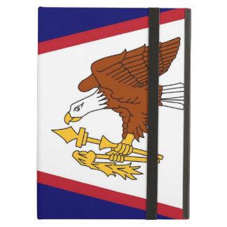 Coque ipad de Powis avec le drapeau des Samoa