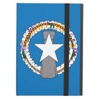 Coque ipad de Powis avec le drapeau du nord du