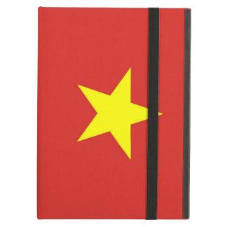 Coque ipad de Powis avec le drapeau du Vietnam