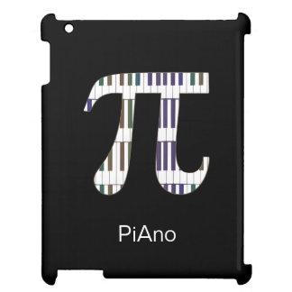 Coque ipad drôle de piano