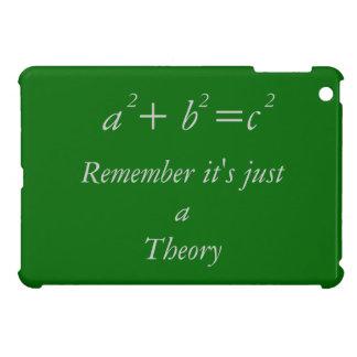 Coque ipad drôle de théorème pythagorien
