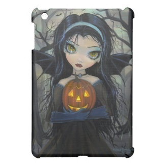 Coque ipad gothique de vampire de Halloween en