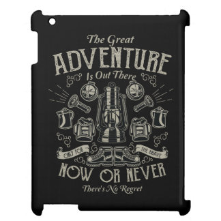 Coque iPad Grande aventure IPAD/IPAD MINI, CAISSE d'AIR