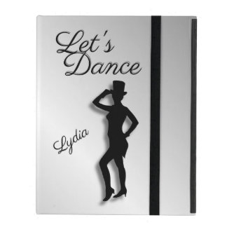 Coque iPad Le danseur de claquettes nous a laissés danser