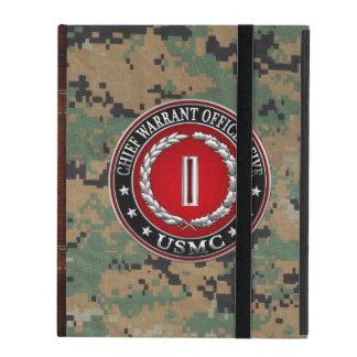 Coque iPad Marines des USA : Garantie en chef cinq (usmc