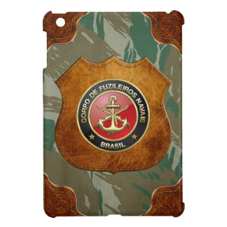 Coque iPad Mini [400] Corpo De Fuzileiros Navais [Brésil] (force
