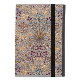 Coque iPad Mini 4 Cas d'iPad gris de jacinthe de colombe pro