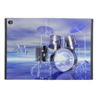 Coque iPad Mini 4 Tambours sur le monogramme de plage