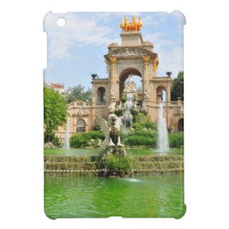 Coque iPad Mini Architecture espagnole
