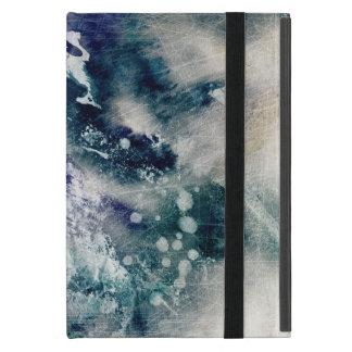 Coque iPad Mini Arrière - plan abstrait d'aquarelle sur le papier