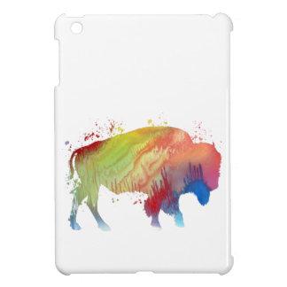 Coque iPad Mini Buffalo/bison