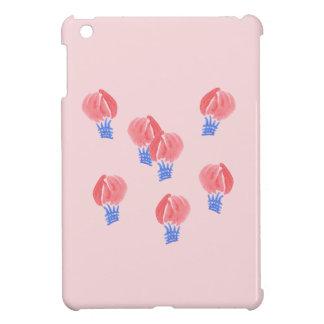 Coque iPad Mini Cas d'iPad brillant de ballons à air mini