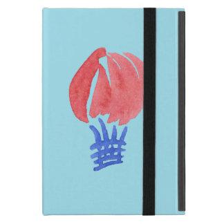 Coque iPad Mini Cas d'iPad de ballon à air mini sans Kickstand