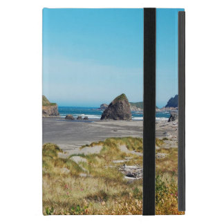 Coque iPad Mini Cas d'ipad de littoral d'été de l'Orégon mini
